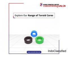 Ferrite toroidal cores manufacturer | Ferrite rings and Ferrite toroids