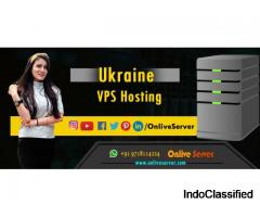 Get Ukraine VPS Server At Low Cost by Onlive Server