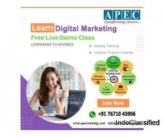 Digital Marketing Training Institutes in Ameerpet
