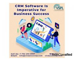 CRM Software Is Imperative for Business Success - VSPL