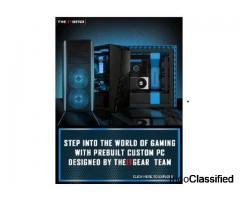 Buy Online Custom PC | Build Gaming Laptop & Computer Online - The IT Gear
