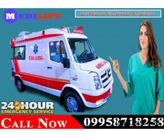 Splendid and Trustworthy Ambulance in Patna – For Corona Patient