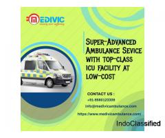 Smart Medical Solution by Medivic Ambulance Service in Delhi
