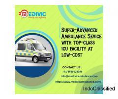 Smart Medical Solution by Medivic Ambulance Service in Delhi