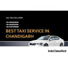 Luxury car taxi service in Chandigarh - Saini Tour and Travels