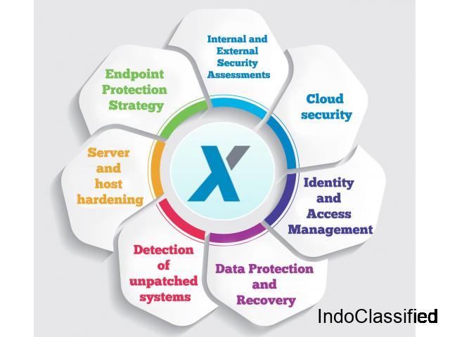 Expert-Driven Cybersecurity services In USA   X-Centric IT Solutions