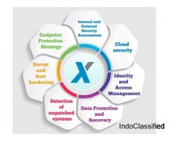 Expert-Driven Cybersecurity services In USA | X-Centric IT Solutions