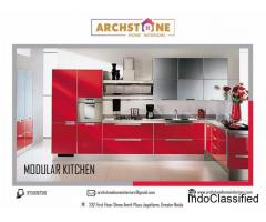 Interior Designer in Noida Extention, Modular Kitchen in Faridabad