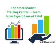Top Stock Market Online Training Center institute in Surat