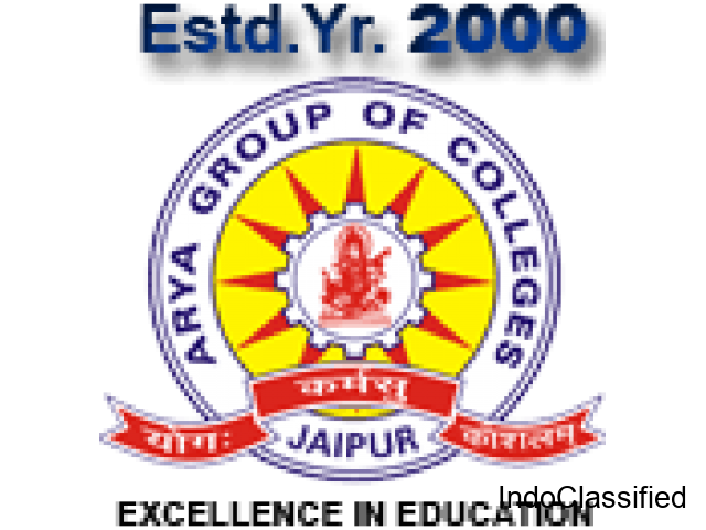 Experience excellence in technical education with Arya College Jaipur