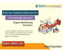 360° Digital Marketing Company in India | Cariva Technologies