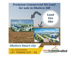 Premium Commercial NA Land At Activation Area In Dholera SIR