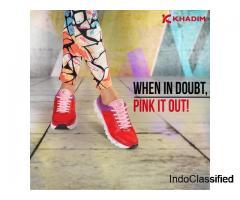 Shop for Casual Sneakers & More for Men at Khadim's