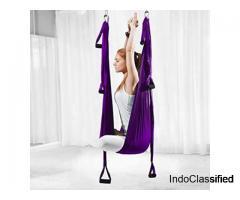 Purchase the best yoga hammock from Yoga hammock Pro