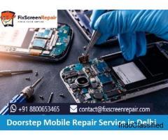 Online Doorstep Mobile Repair Service in Delhi