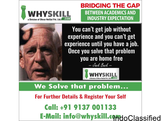 Develop your Skill for your Career