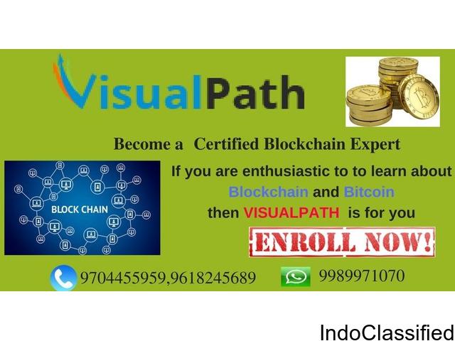 Blockchain Online training | Blockchain training in hyderabad