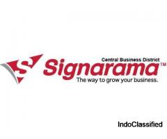 Signage Company Singapore | CBD.Signarama-Sea