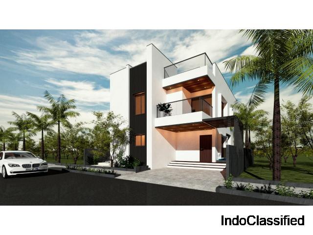 best villas in mokila Hyderabad