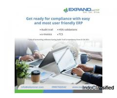 Best ERP Software in India | ERP Software in India | Expand smERP | Cloud ERP in India