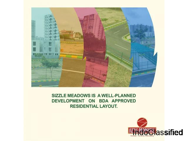 Residential villa plots near KR Puram Bangalore