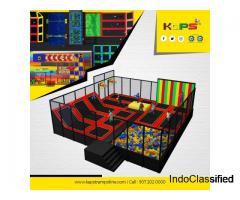 playground equipment manufacturer / Trampoline park/ Kids play