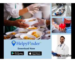 HelpyFinder™ Emergency Help Request