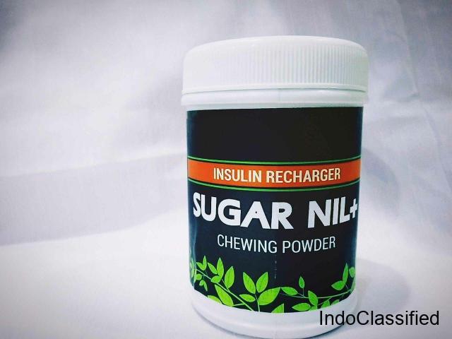 Sugar Nil Chewing Powder