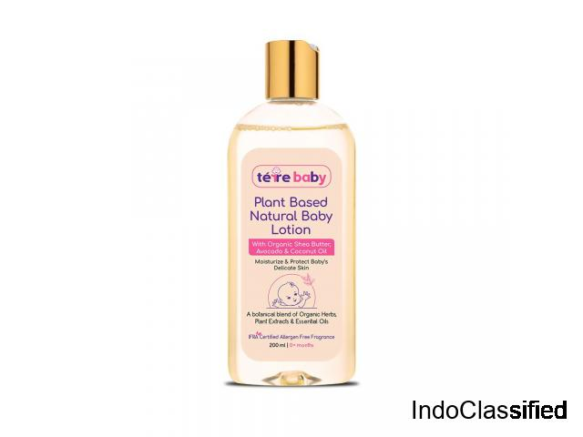 Newborn Baby Products: Best Ayurvedic Baby Care Products Brands in India