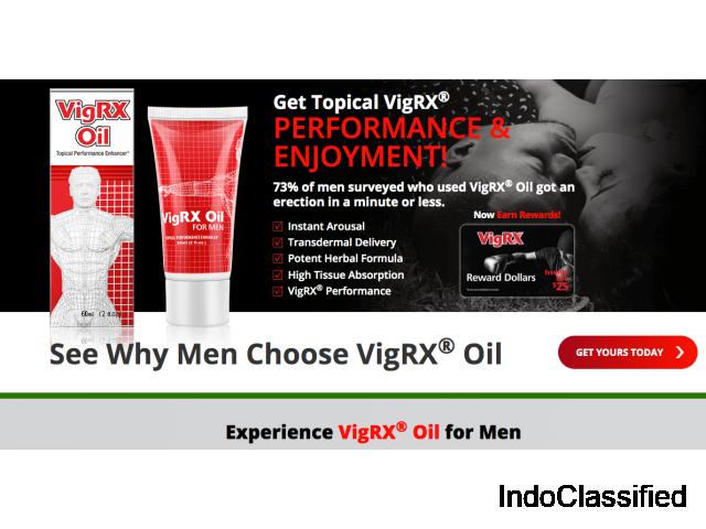 Buy VigRX Oil USA, UK, Canada, Australia & Worldwide
