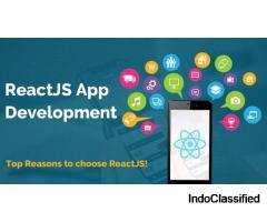 Top React JS App Development Company in USA - React JS Services