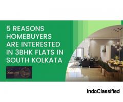 New Flats For Sale in Kolkata - Suncrest Estate
