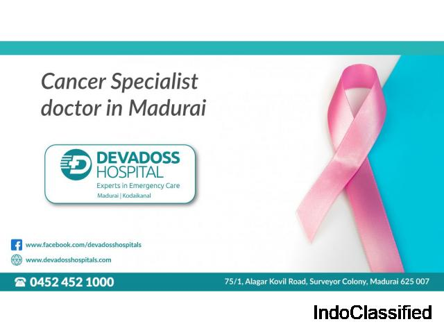 Best Andrology In Madurai - Devadoss Multispeciality Hospital