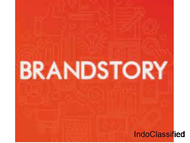 Best logo design company in bangalore - Brandstory