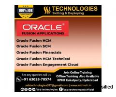 Oracle Cloud Fusion HCM Technical Training