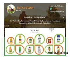 Buy Pesticides Online, Organic Pesticides and Bio Pesticides at Jai Ho Kisan App