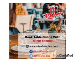 Book Your Table Easily At Home In A Restaurant