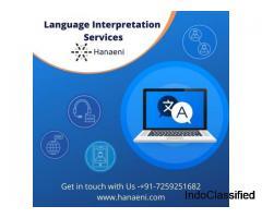 Language Translation and Interpretation Services In Bangalore | Interpretation Services