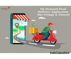 On Demand Food Delivery Application like Swiggy, Zomato & UberEats!