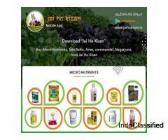 Buy Micronutrients Online - Jai Ho Kisan