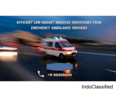 Considerable Ambulance Services from Patna to Gaya for Emergency Patient Transfer at Lowest Cost