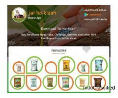 Buy Fertilizers Online - Organic Fertilizers & Bio Fertilizers - Jai Ho Kisan