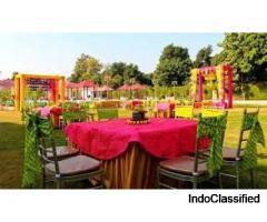 Luxurious destination wedding resort in jim corbett