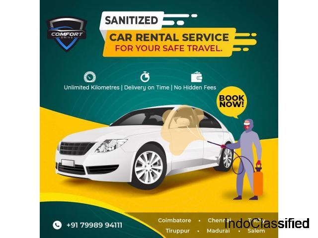 self drive car rental in chennai