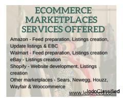Ecommerce Marketplace Services