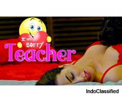 I'm Sorry Teacher Coming Web Series on Big M Zoo App & Website