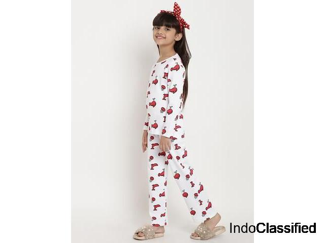 Night Dress For Girls - 1
