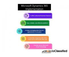 Microsoft dynamics 365 Implementation