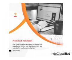 Business Pitch Deck Solutions | Blockchain Pitch Deck