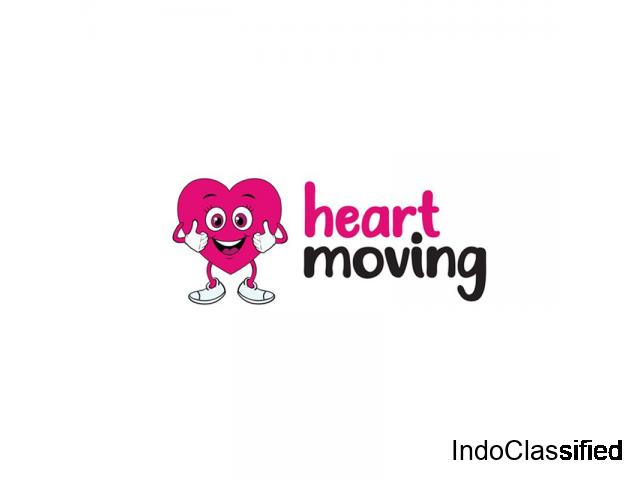 Heart Moving Manhattan NYC - 1